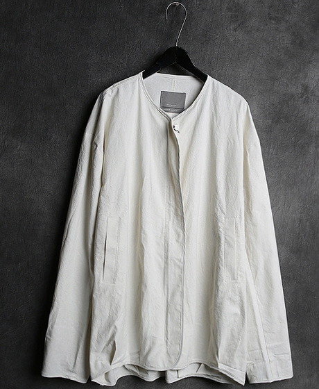 JK-8500LINEN WASHING ZIPPER JACKET린넨 워싱 지퍼 자켓Color : 3 colorMaterial : linen