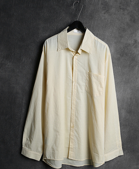 S-1916LINEN POKET SHIRT린넨 포켓 셔츠Color : 4 colorMaterial : linen