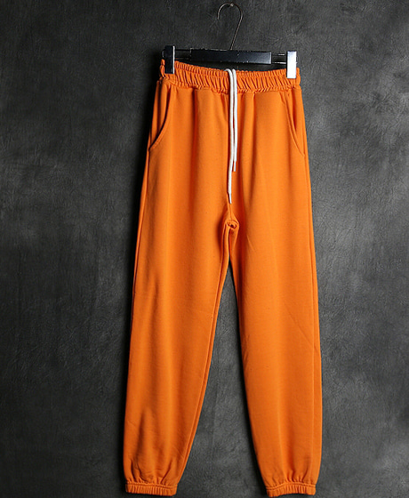 P-8085JOGGER TRAINING PANTS조거 트레이닝 팬츠Color : 6 colorMaterial : cotton
