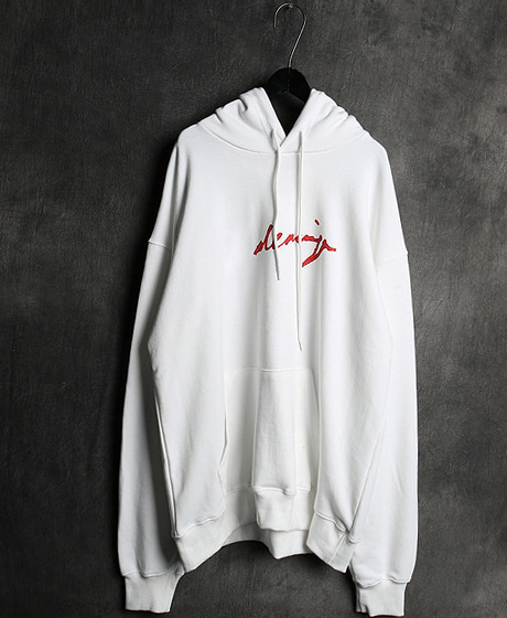 T-13681BLCG LOGO HOODIEBLCG 로고 후드티Color : 1 colorMaterial : cotton