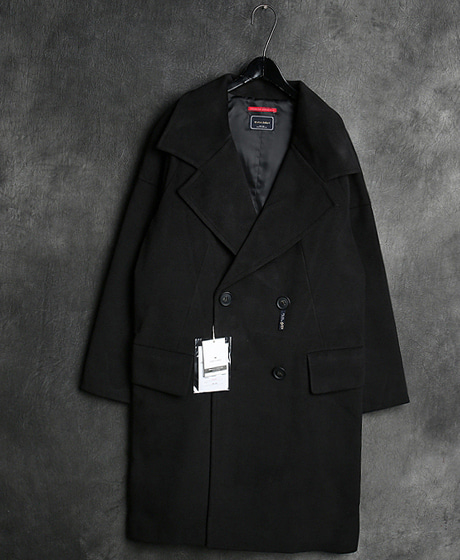 JK-10106PREMIUM DOUBLE COAT프리미엄 더블 코트Color : 1 colorMaterial : wool