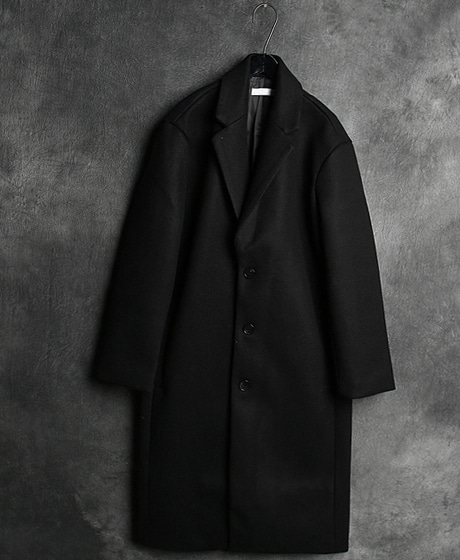 JK-10170WOOL SOLID LONG COAT울 솔리드 롱 코트Color : 2 colorMaterial : wool