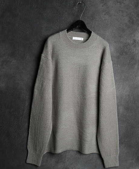 T-14130CLN BASIC KNITCLN 베이직 니트Color : 3 colorMaterial : sweater