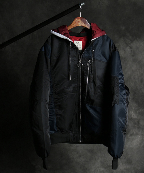 JK-14978color scheme ma-1 jacket