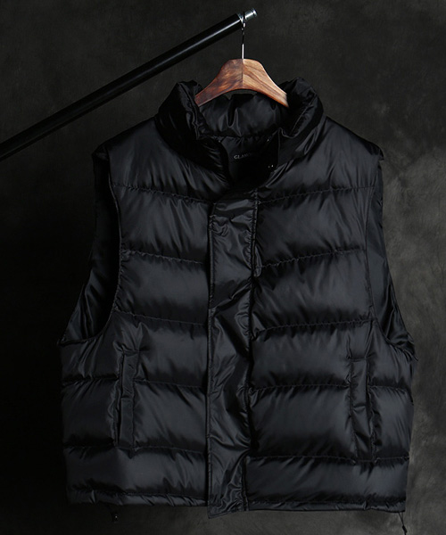 JK-15456down vest jacket